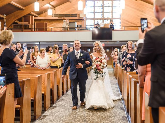 Timothy and Kelly's Wedding in Sayville, New York 15