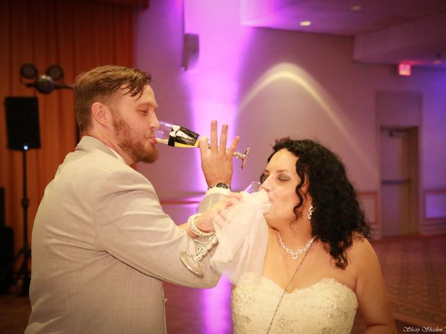 The wedding of Daniel and Shaina
