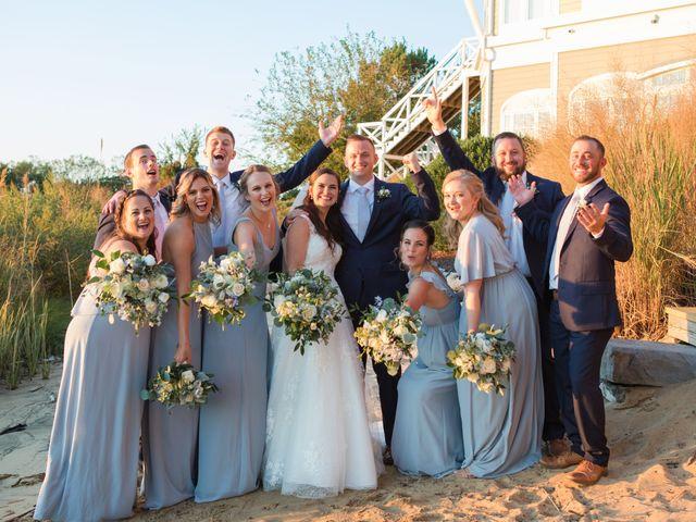 Alex and Kayla's Wedding in Stevensville, Maryland 38