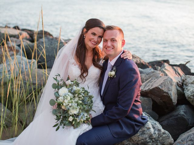 Alex and Kayla's Wedding in Stevensville, Maryland 41