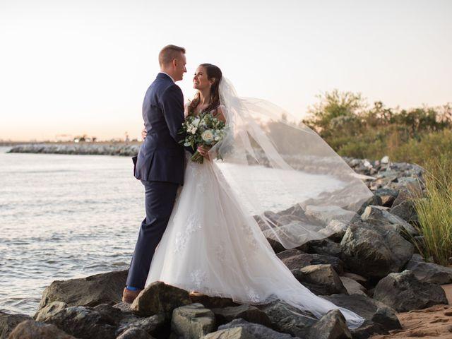 Alex and Kayla's Wedding in Stevensville, Maryland 44