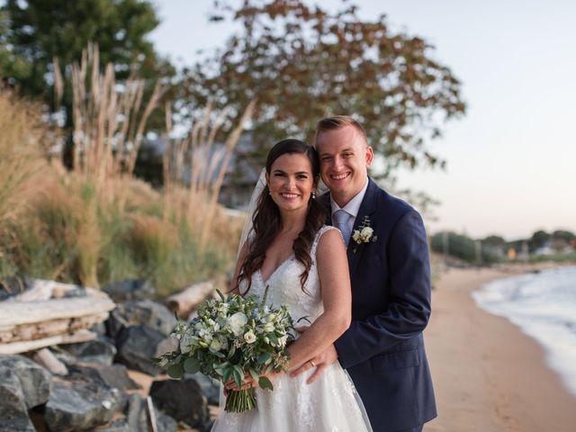 Alex and Kayla's Wedding in Stevensville, Maryland 45