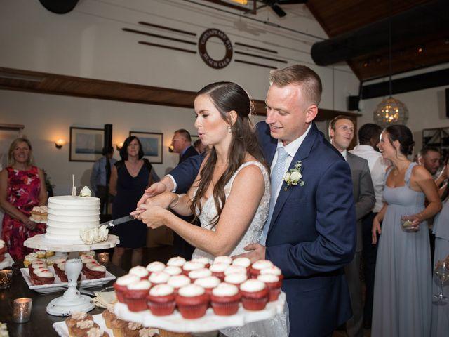 Alex and Kayla's Wedding in Stevensville, Maryland 52