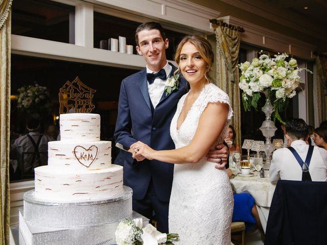 Michael and Kasandra's Wedding in Point Pleasant Beach, New Jersey 1