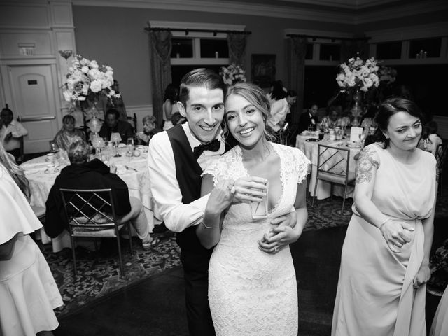 Michael and Kasandra's Wedding in Point Pleasant Beach, New Jersey 2