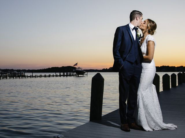 Michael and Kasandra's Wedding in Point Pleasant Beach, New Jersey 3
