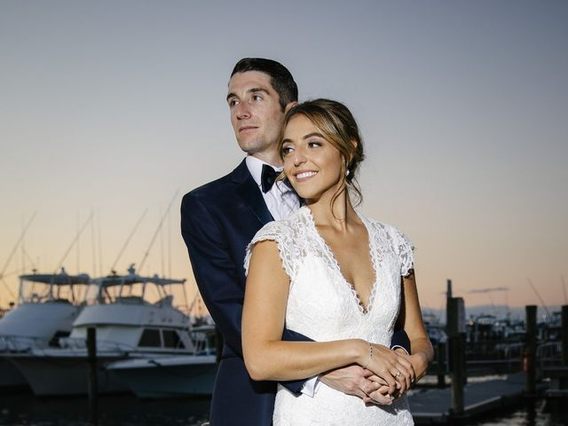 Michael and Kasandra's Wedding in Point Pleasant Beach, New Jersey 4