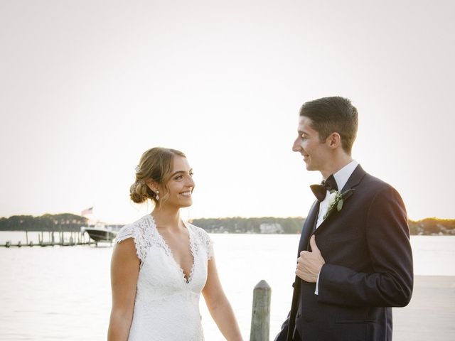 Michael and Kasandra's Wedding in Point Pleasant Beach, New Jersey 7