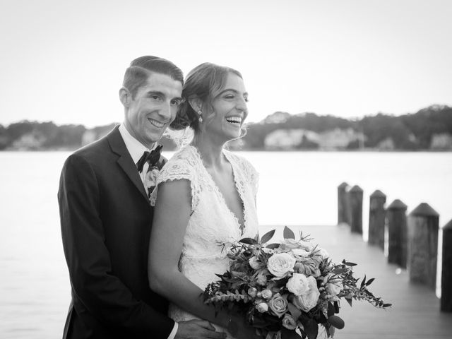Michael and Kasandra's Wedding in Point Pleasant Beach, New Jersey 8
