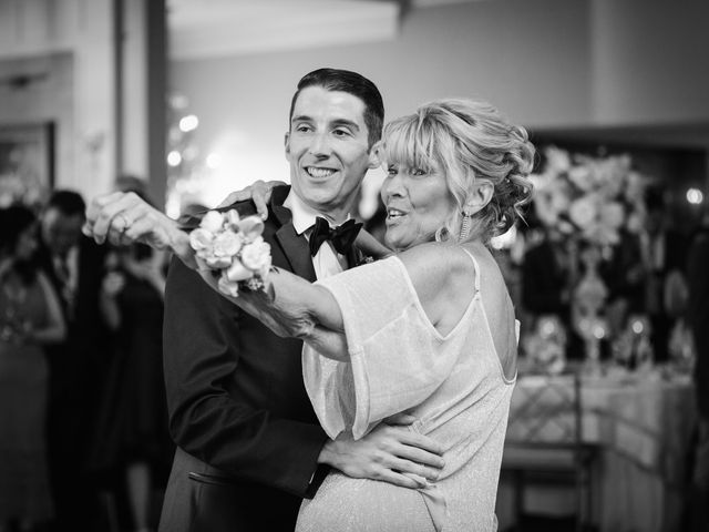 Michael and Kasandra's Wedding in Point Pleasant Beach, New Jersey 13