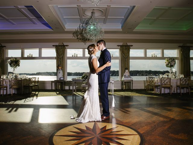Michael and Kasandra's Wedding in Point Pleasant Beach, New Jersey 14