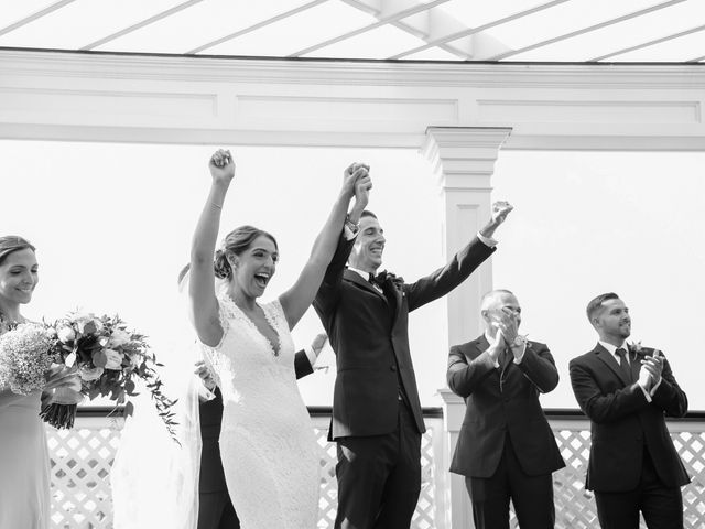 Michael and Kasandra's Wedding in Point Pleasant Beach, New Jersey 19