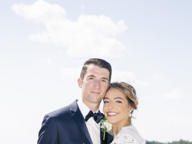 Michael and Kasandra's Wedding in Point Pleasant Beach, New Jersey 28