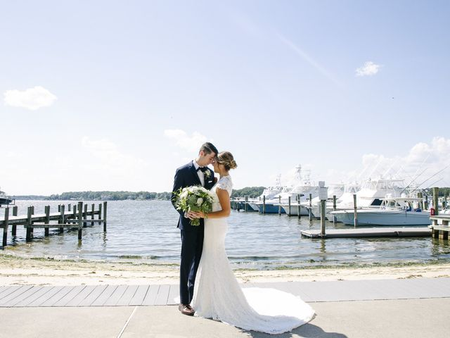 Michael and Kasandra's Wedding in Point Pleasant Beach, New Jersey 29