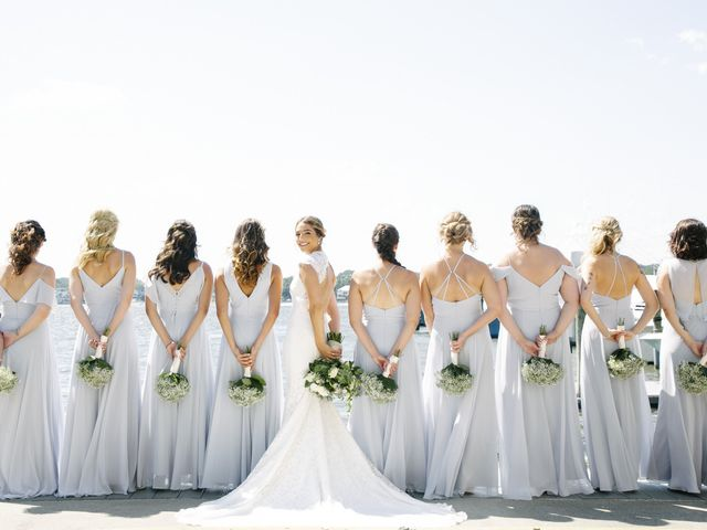 Michael and Kasandra's Wedding in Point Pleasant Beach, New Jersey 33