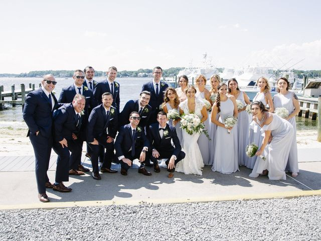 Michael and Kasandra's Wedding in Point Pleasant Beach, New Jersey 34