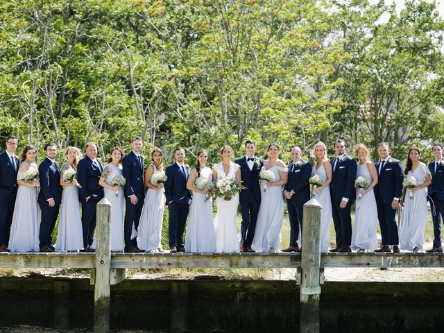 Michael and Kasandra's Wedding in Point Pleasant Beach, New Jersey 36
