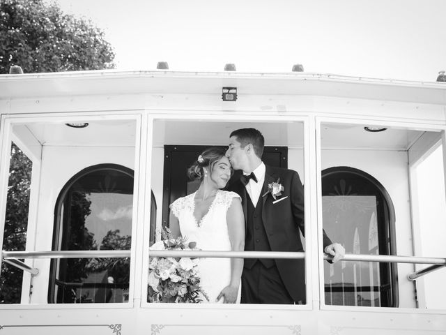 Michael and Kasandra's Wedding in Point Pleasant Beach, New Jersey 37