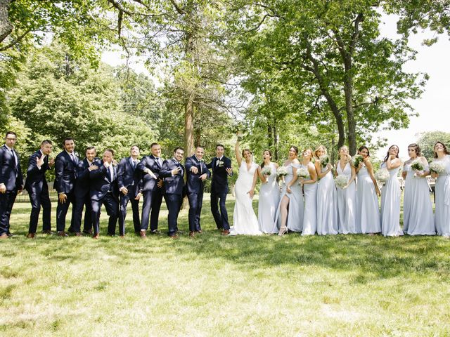Michael and Kasandra's Wedding in Point Pleasant Beach, New Jersey 41