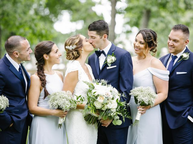 Michael and Kasandra's Wedding in Point Pleasant Beach, New Jersey 49