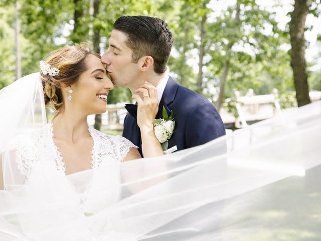 Michael and Kasandra's Wedding in Point Pleasant Beach, New Jersey 50