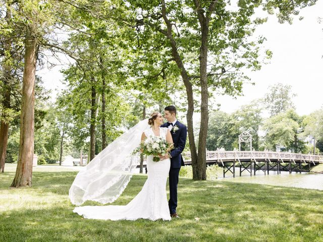 Michael and Kasandra's Wedding in Point Pleasant Beach, New Jersey 51