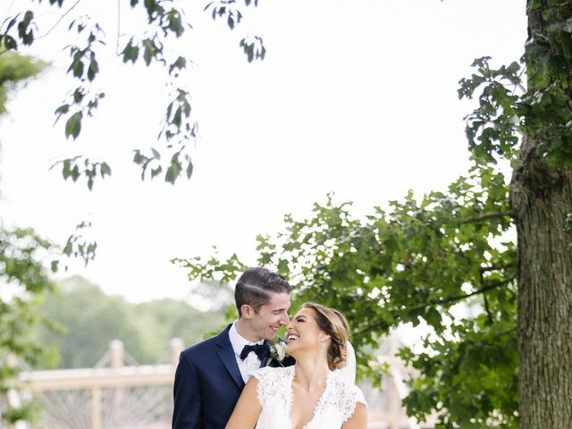 Michael and Kasandra's Wedding in Point Pleasant Beach, New Jersey 65