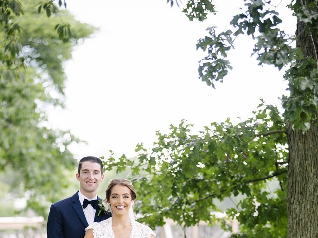 Michael and Kasandra's Wedding in Point Pleasant Beach, New Jersey 68
