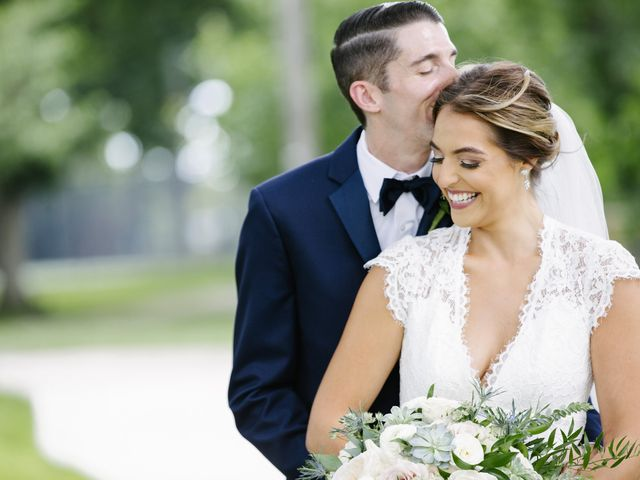 Michael and Kasandra's Wedding in Point Pleasant Beach, New Jersey 69