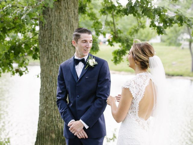 Michael and Kasandra's Wedding in Point Pleasant Beach, New Jersey 73