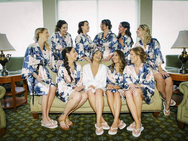 Michael and Kasandra's Wedding in Point Pleasant Beach, New Jersey 84