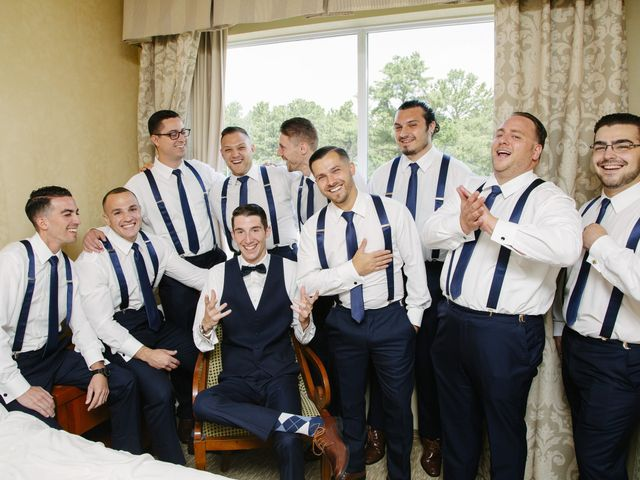 Michael and Kasandra's Wedding in Point Pleasant Beach, New Jersey 85