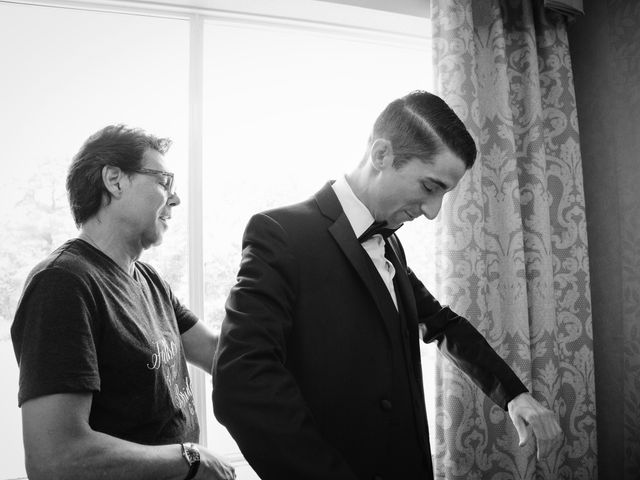 Michael and Kasandra's Wedding in Point Pleasant Beach, New Jersey 91