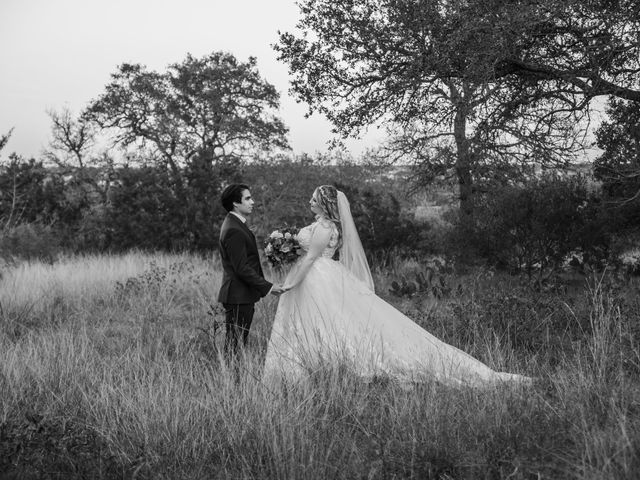Christian and Cassidy's Wedding in New Braunfels, Texas 2