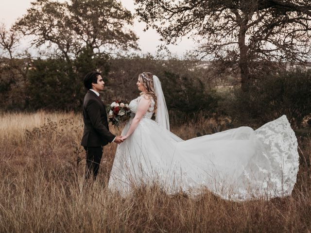 Christian and Cassidy's Wedding in New Braunfels, Texas 3