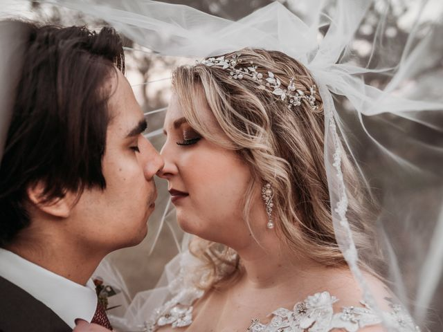Christian and Cassidy's Wedding in New Braunfels, Texas 5