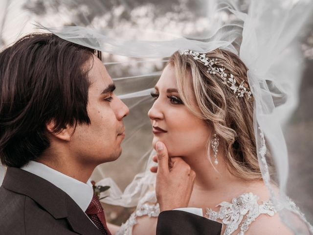 Christian and Cassidy's Wedding in New Braunfels, Texas 1