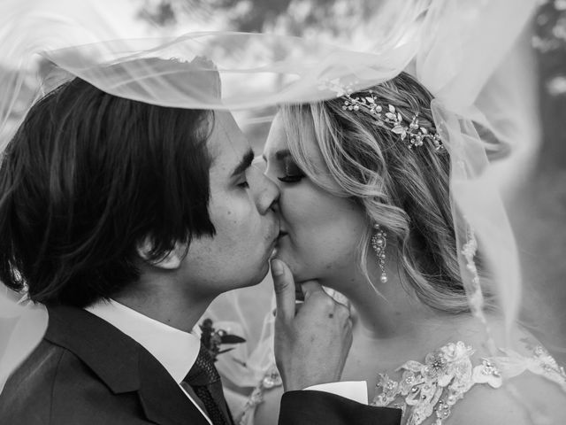 Christian and Cassidy's Wedding in New Braunfels, Texas 8