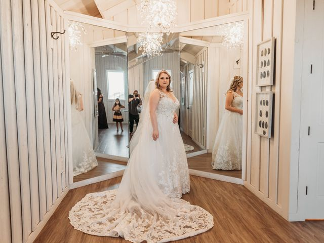 Christian and Cassidy's Wedding in New Braunfels, Texas 30