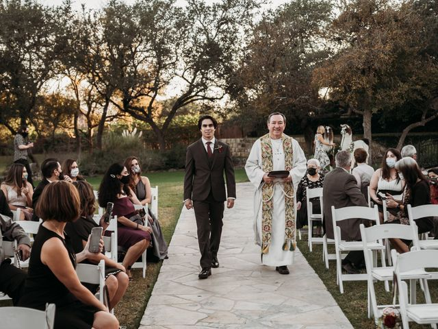 Christian and Cassidy's Wedding in New Braunfels, Texas 34