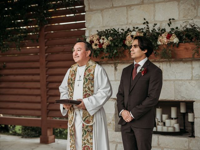Christian and Cassidy's Wedding in New Braunfels, Texas 35