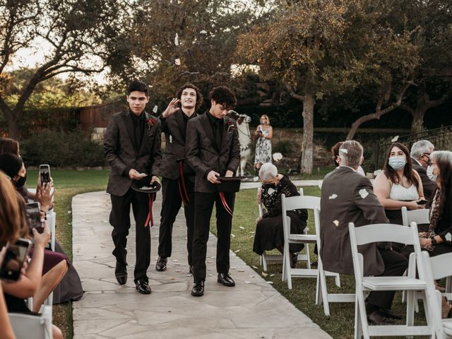 Christian and Cassidy's Wedding in New Braunfels, Texas 37