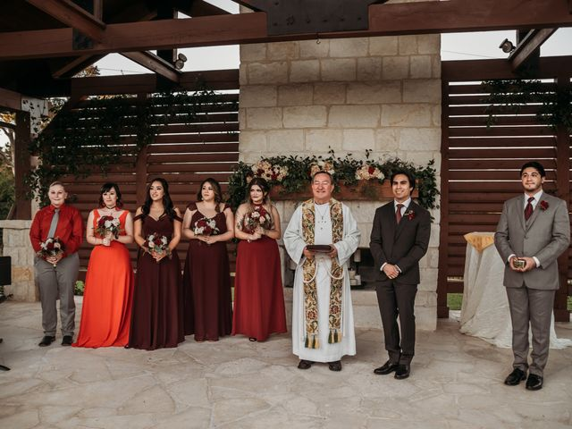 Christian and Cassidy's Wedding in New Braunfels, Texas 38