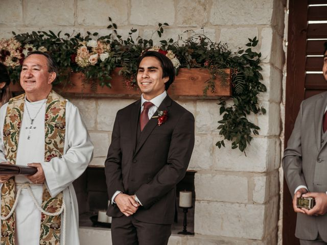 Christian and Cassidy's Wedding in New Braunfels, Texas 39