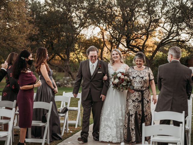 Christian and Cassidy's Wedding in New Braunfels, Texas 40