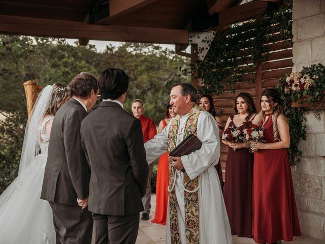 Christian and Cassidy's Wedding in New Braunfels, Texas 42