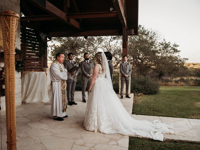 Christian and Cassidy's Wedding in New Braunfels, Texas 44