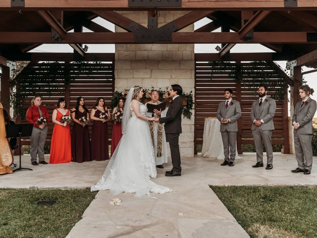 Christian and Cassidy's Wedding in New Braunfels, Texas 47