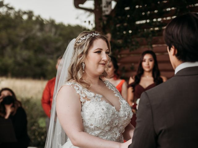 Christian and Cassidy's Wedding in New Braunfels, Texas 48