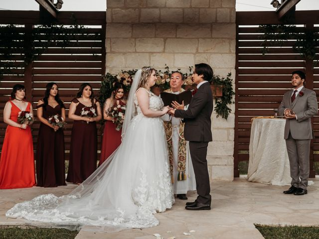 Christian and Cassidy's Wedding in New Braunfels, Texas 50
